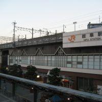 JR Gifu Sta., Тайими