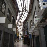 Naka-toiyamachi fiber industry street 中問屋町繊維街, Тайими