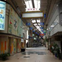 Nisshin-dori Shopping Street 日神通り商店街, Тайими