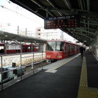 名鉄岐阜駅, Тайими