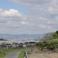 杉北から第二京阪、高槻方面, Катсута