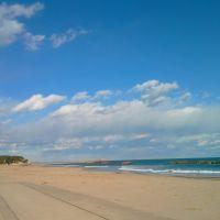茨城 高萩の砂浜, Китаибараки