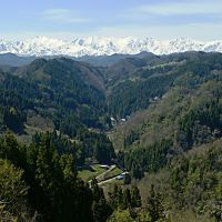 Hakubadake 白馬岳, Ичиносеки