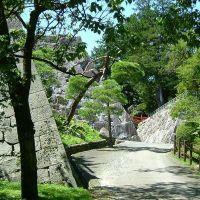 盛岡城跡, Мориока
