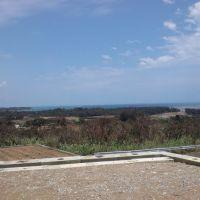 金武町の高台から太平洋を臨む, Кага