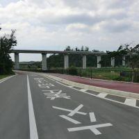 金武大橋, Кага