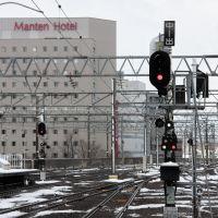 Kanazawa Station (金沢駅), Каназава