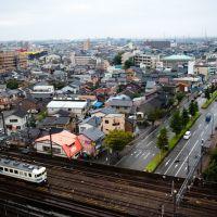 Kanazawa City, Ishikawa Prefecture, Japan, Каназава