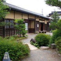 旧加賀藩士高田家跡, Каназава