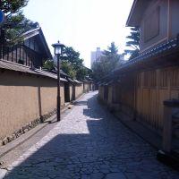 金沢 長町武家屋敷跡, Каназава