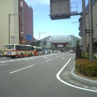 Kanazawa Station - 金沢駅, Каназава