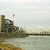 1972.01犀川大橋, Каназава