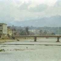 1972.11桜橋, Каназава