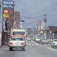 1980.07安江町, Каназава