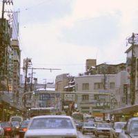 1979.01 片町から香林坊, Каназава