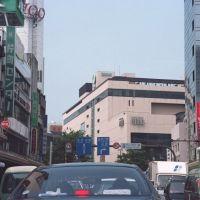 1995.08 片町から香林坊方面, Каназава