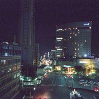 1992.11 金沢駅前, Каназава