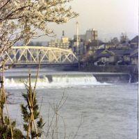 1975.04 犀川大橋, Каназава