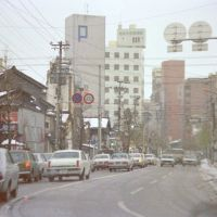 1979.01 中央通, Каназава