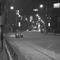 1971.12 池田町から片町, Каназава
