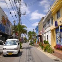 Back Street of Kin, Okinawa, Коматсу