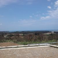 金武町の高台から太平洋を臨む, Коматсу