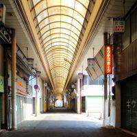 元町栄筋商店街(香川県坂出市), Сакаиде