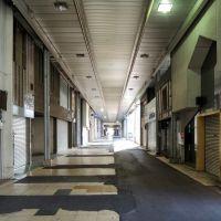 本通り商店街(香川県坂出市), Сакаиде