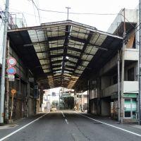 アーケード街(香川県坂出市), Сакаиде