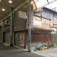 坂出市名店街, Сакаиде
