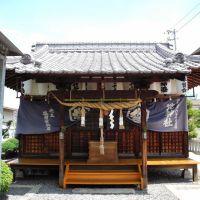 地神社(F), Сакаиде