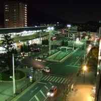 坂出駅北口(夜景), Сакаиде