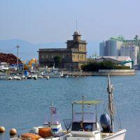 Old Sakaide Port and Harbor Promotion Office, Kagawa / 旧坂出港事務所 昭和9年(1934) 坂出市築港町2丁目, Сакаиде