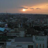 鹿児島市街, Изуми