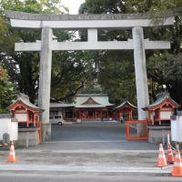 荒田八幡宮2(F), Изуми