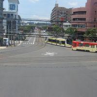 郡元交差点, Кагошима