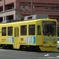 鹿児島市の市電, Кагошима