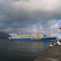 Departure from a port【Kagoshima~Naha】, Каноя