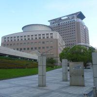 鹿児島県庁, Каноя