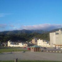 相川の眺め, Айкава