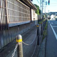 相川の通り, Айкава