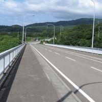 道遊線城址橋, Айкава