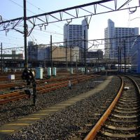 Odakyu Ebina Station 小田急電鉄 海老名駅, Ацуги