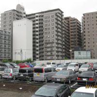 海老名駅西側 マンション群, Ацуги