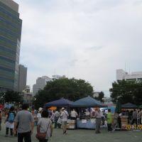 厚木中央公園 あつぎ鮎まつり, Ацуги