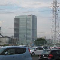 リコーテクノロジーセンター新棟(完成後・2011年8月), Ацуги