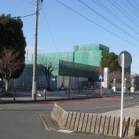 海老名市総合福祉会館(工事中・2011年12月), Ацуги
