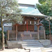 横須賀中央 諏訪神社, Йокосука