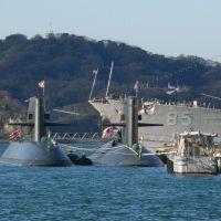 潜水艦 2隻, Йокосука