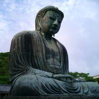 高徳院-銅造阿弥陀如来坐像, Камакура